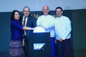 SAP opens Myanmar office
